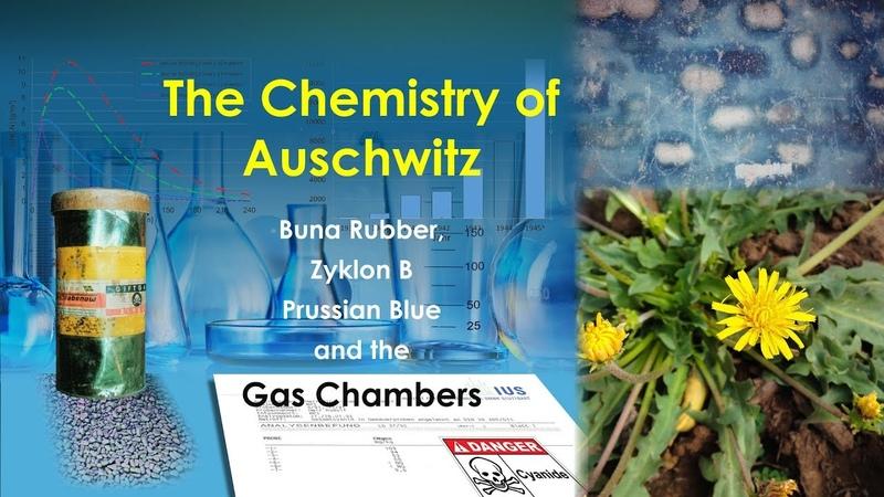 The Chemistry of Auschwitz (December 2018)
