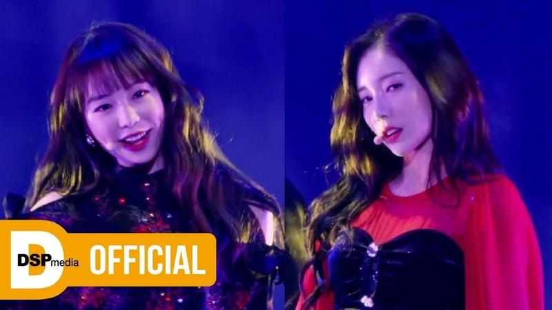 [Special] 레이첼X채경 - 가시나 선미