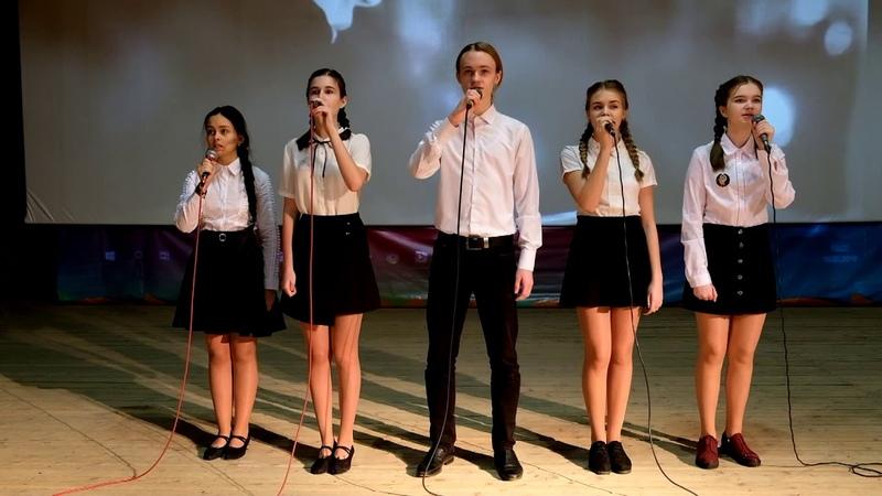Образцовый вокальный ансамбль Исток МКУК РЦК МО Енотаевский район