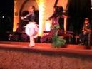 Saida, Yamil Annum y Mario Kirlis en Tierra Santa. 26/04/09. Parte 5