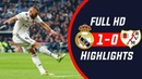 🔥 Реал Мадрид - Райо Вальекано 1-0 - Обзор Матча Чемпионата Испании 15/12/2018 HD 🔥