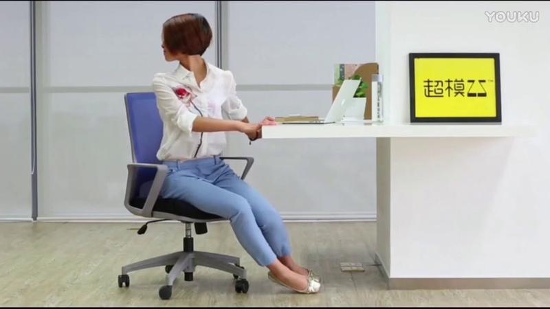 Bài tập trên ghế văn phòng, Hết mỏi lưng, dẻo dai, khỏe mạnh cho dân văn phòng