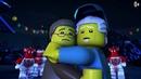 LEGO Ninjago Мастера Кружитцу сезон 1 Эпизод 2