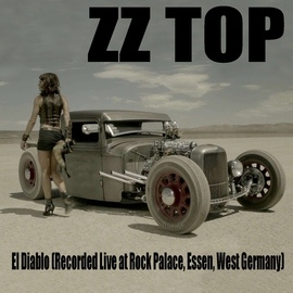 ZZ Top альбом El Diablo