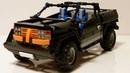 Lego technic small off road car