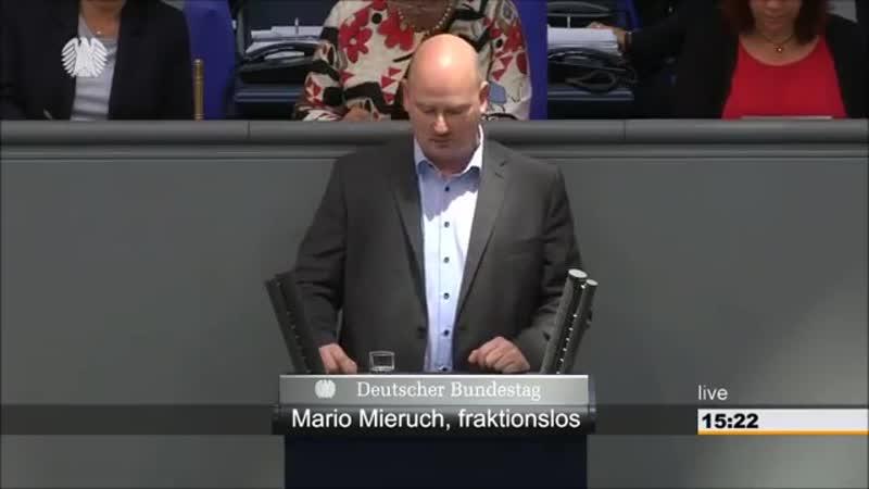 Mario Mieruch klärt auf wie hier gemauschelt wird in den HOHEN Ämtern-