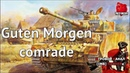 Гутен Морган Комрады Танк Pz4 Red Bear Iron Front ArmA 3