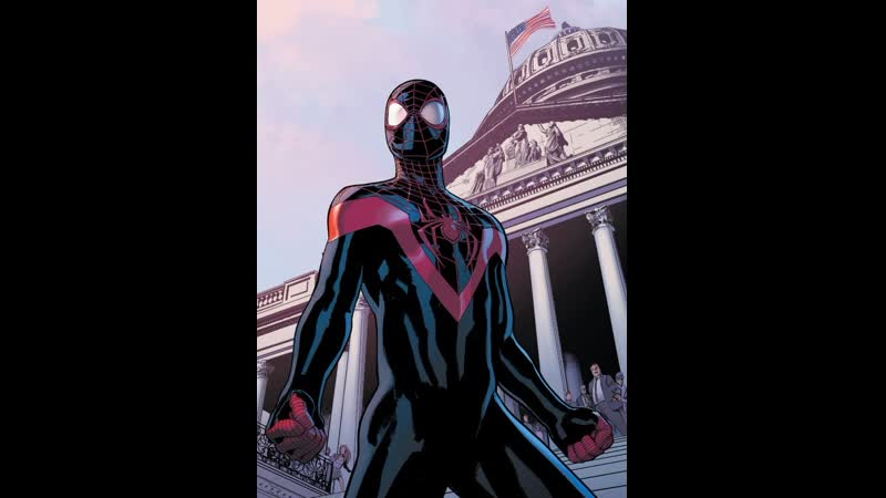 Miles Morales and His Ultimate™ Weapon
