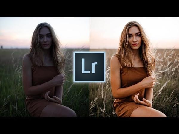 How to Edit PORTRAITS Like @dannyjsolano Instagram Lightroom Editing Tutorial Rich Portraits