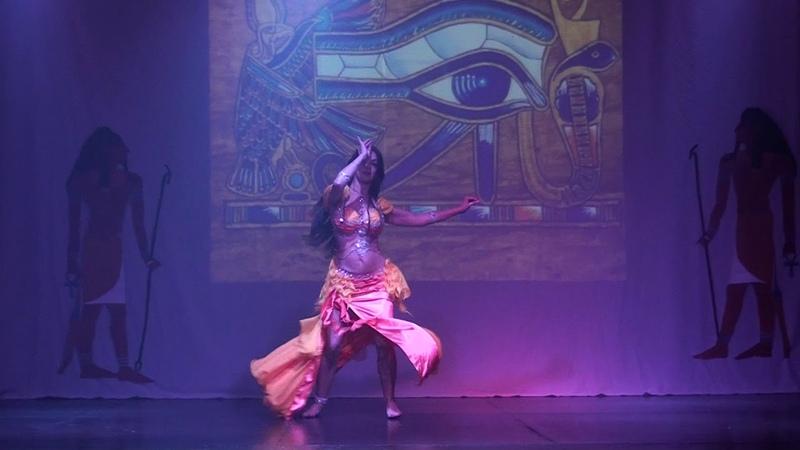 Saida Baladi The New talent of Bellydancer 2018