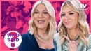 BH90210's Jennie Garth and Tori Spelling Play Who Said It Beverly Hills 90210 Edition