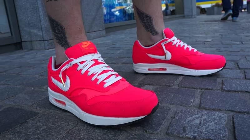 Женские кроссовки Nike Air Max 1 Premium SC Пляжи