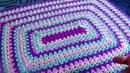 🌸Коврик прямоугольный Утилизируем остатки пряжи Вязание крючком Crochet And Knitting