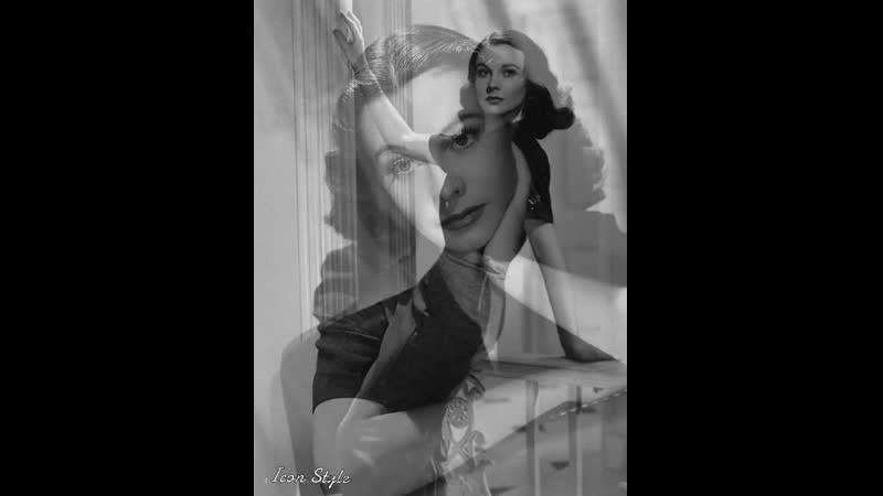 Вивьен Ли (Vivien Leigh) - одна из самых прекрасных актрис XX века