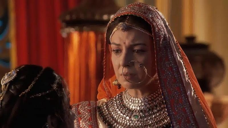 Джодха и Акбар история великой любви 36 серия 1 часть