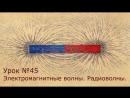 Урок №45 Электромагнитные волны Радиоволны