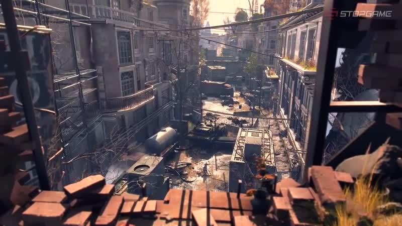 E3 2019. Мы видели Dying Light 2