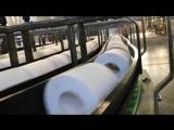 Как изготавливают туалетную бумагу из макулатуры
