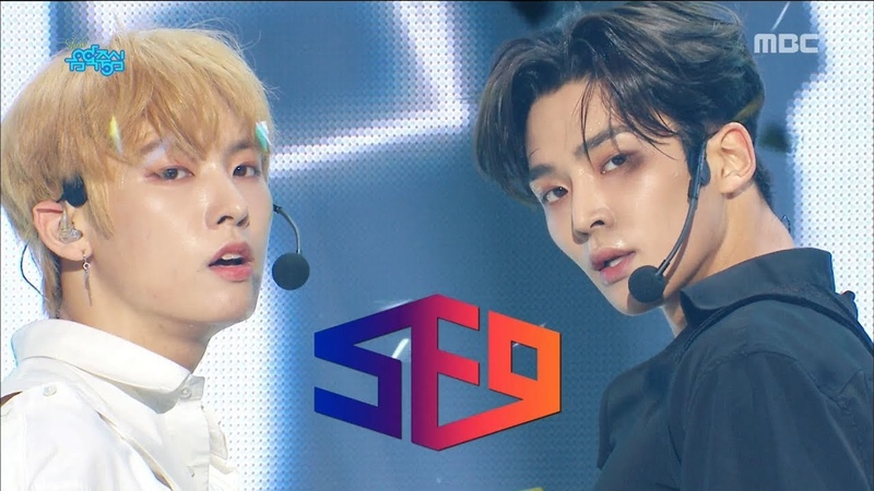 [HOT] SF9 - INTRO Enough , 에스에프나인 - INTRO 예뻐지지 마 show Music core 20190302