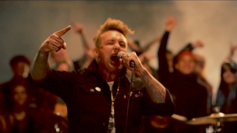 Papa Roach Born For Greatness Official Video