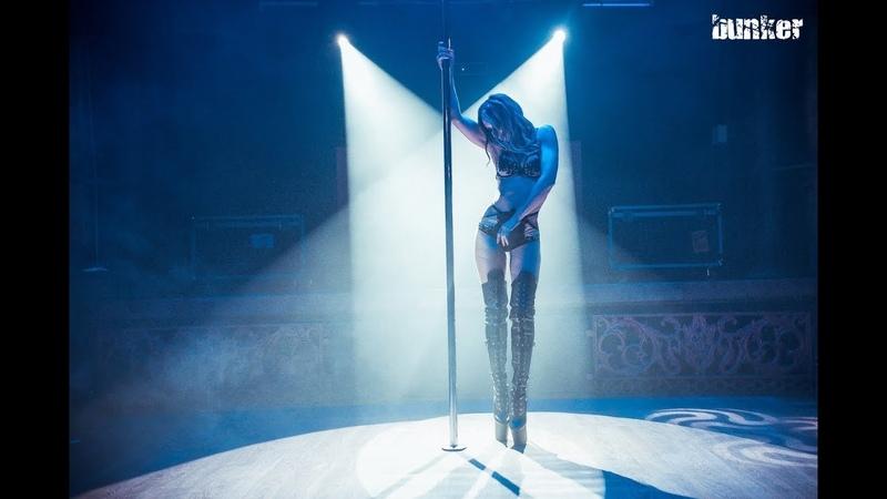 Moby Mere Anarchy Pole Dance Lucia Lazebnaya