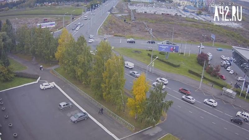 ДТП Кемерово.