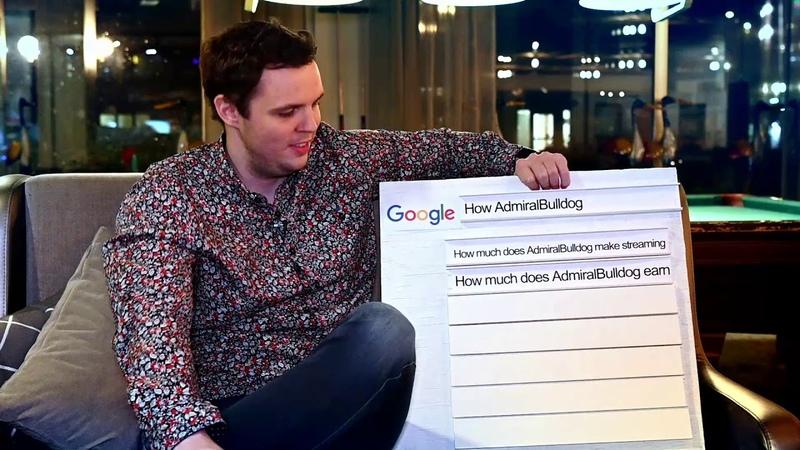 Google me AdmiralBulldog The Stockholm Major 2019 RU Субтитры