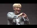 [VK][160522] MONSTA X fancam (Wonho focus) @ Dongja Art Hall Fansign