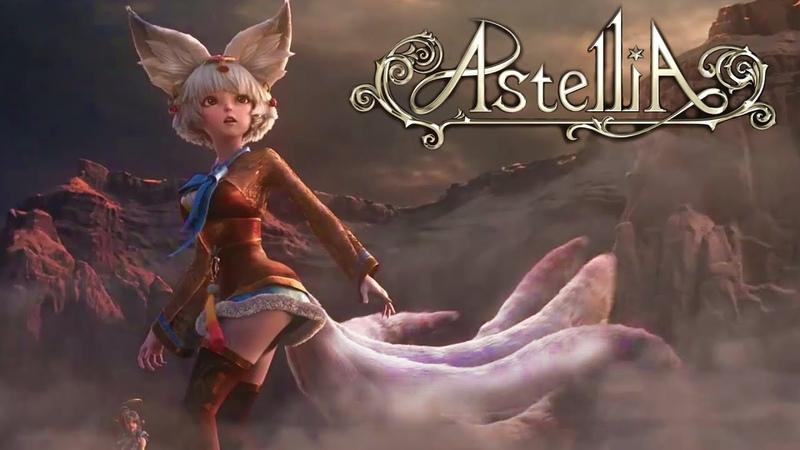 Astellia Online KR Open Beta CG Trailer