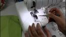 Baby Lock Evolution Serger Change to Coverstitch