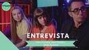 ENTREVISTA Irene Ferreiro Alba Planas y Berto Romero El Rescate Musical