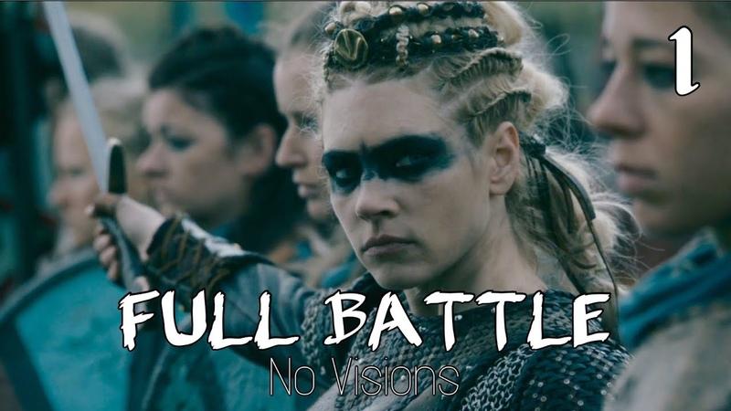 Vikings: Civil War/Final Battle (No Visions) Part 1 [Season 5 Mid-Season Finale] 5x10 (HD 1080p)
