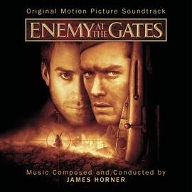 James Horner альбом Enemy At The Gates - Original Motion Picture Soundtrack