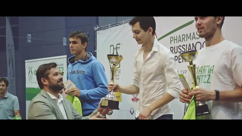 Pharmasyntez Russian Squash Open 2018