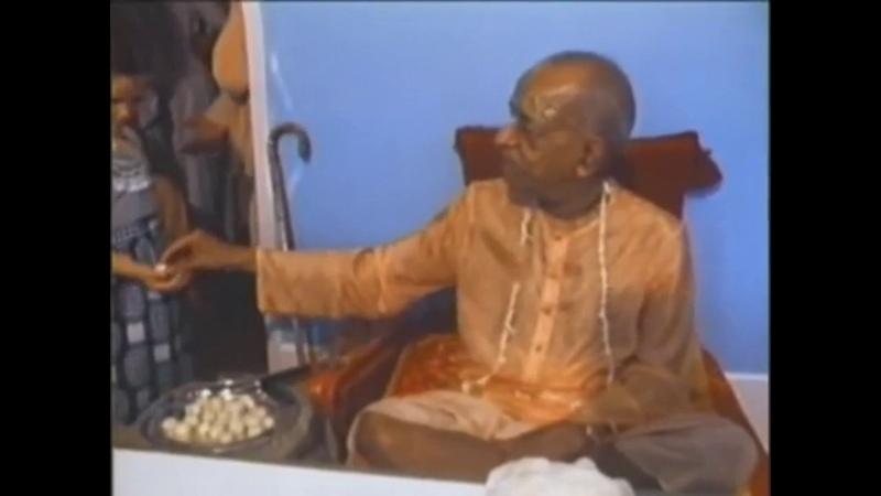 Рупа Госвами о Чайтанье Махапрабху Шрила Прабхупада Bhaktivedanta Svami Prabhupada