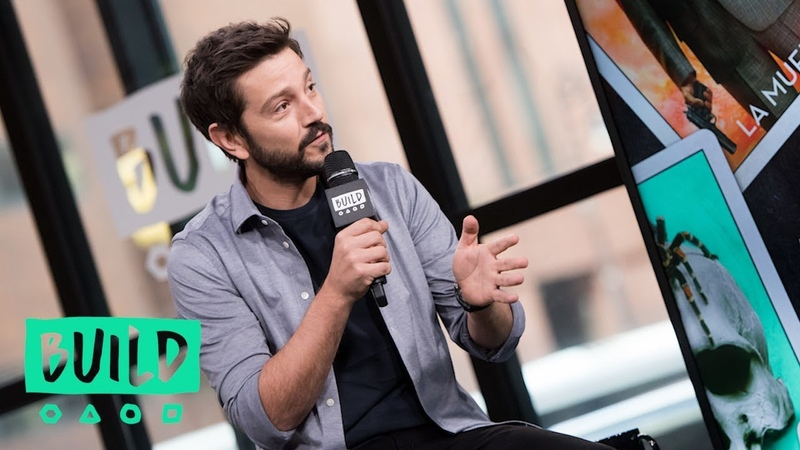 Diego Luna Talks Narcos Mexico If Beale Street Could Talk