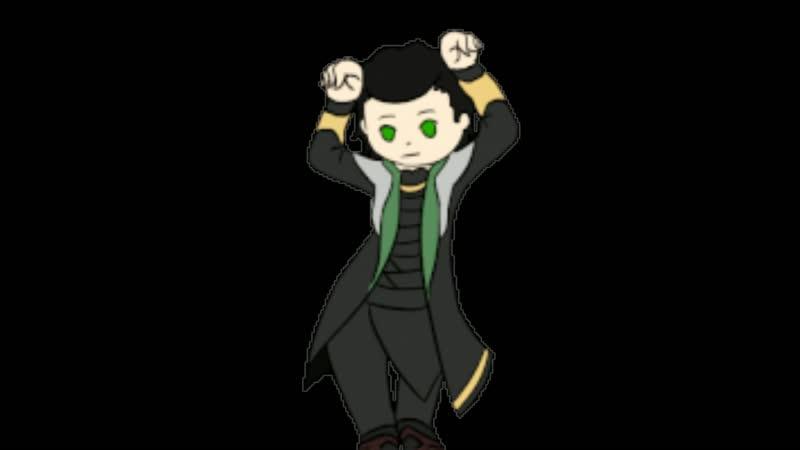 Al*Caσσάnδρα - Loki Dance :)