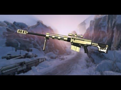 Макрос ан Bushmaster BA50 сэнс 20 прицел 5