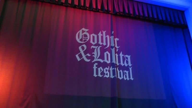 Фестиваль японской уличной моды Gothic Lolita Festival. J-FEST Autumn 2018