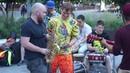 Spase tramps Космические бродяги выступление на Маяковской