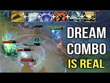 DREAM COMBO IS REAL! Epic Rework Sand Storm + Frost Armor + Ion Shell 7.20 Sand King WTF Dota 2
