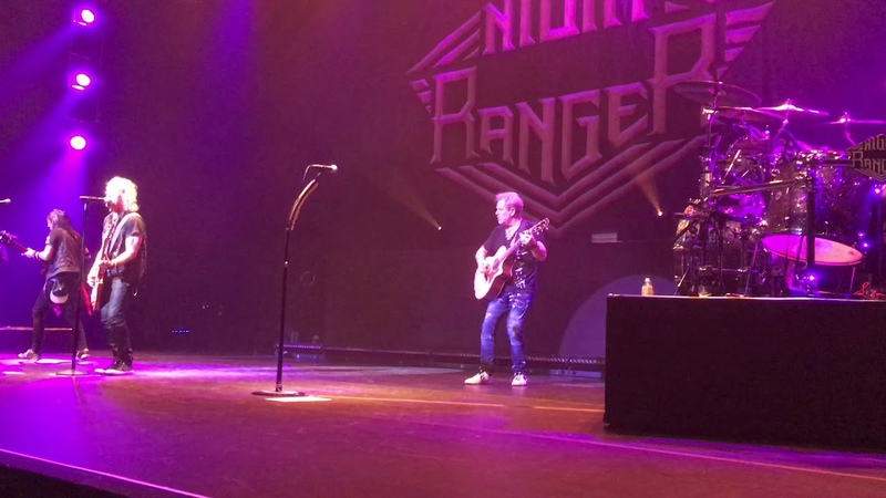 Night Ranger Forever All Over Again Tokyo Dome City Hall 10/8 2017