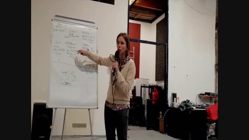 Дискуссия в Сахаровском центре. Про поиск работы и поиск себя.