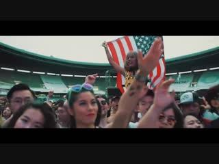 Swanky tunes - drop it (ultra music festival korea aftermovie)