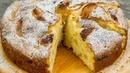 Яблочный кекс это совсем не скучно Сохраните бюджетный рецепт