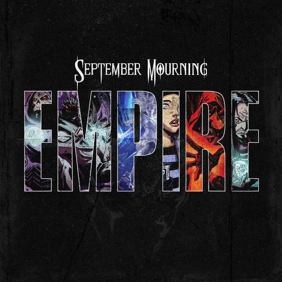 September Mourning - Empire (Single)