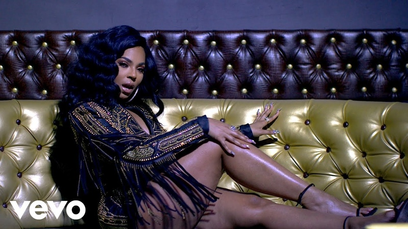 Ashanti - Say Less (Official Video) ft. Ty Dolla $ign