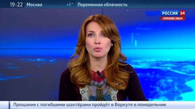 Новости на Россия 24 На награждении Кулижникова вместо российского гимна включили американский