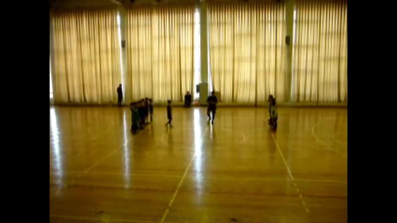 Первенство УР по мини-футболу 2009 гр Динамо - Зенит-1 (Круг2)