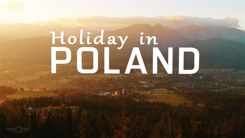 Holiday in Poland | 4K